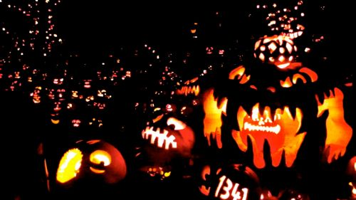 Jack-O-Lantern Spectacular at Roger Williams Park Zoo.