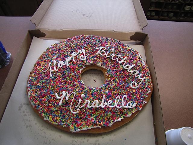 Donut Cake Ri