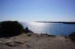 The view from Fort Wetherill State Park in Jamestown.